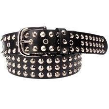 Nuevo De Alta Calidad Para Hombre Para Mujer Pirámide Punk Gótico Cadena cinturones hechos a mano en Reino Unido