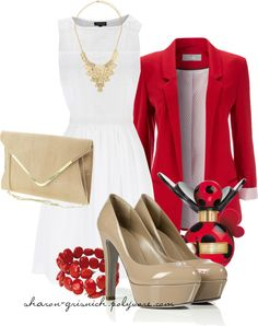 """""""Ladybug"""" by sharon-grisnich on Polyvore"""
