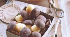 Mandlové hříbky jsou zárukou úspěchu, milují je děti idospělí!
