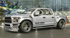 Rocket Bunny Ford F-150 Raptor Is Wrong In All The Right Ways