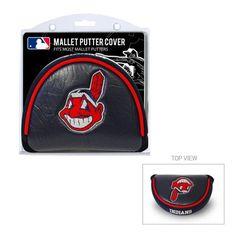 Cleveland Indians Mallet Golf Putter Cover