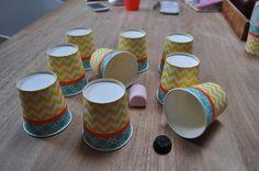 Snoep memorie: spelletjes en creatief met snoep op je snoepfeestje Kijk voor de leukste kinderfeestjes bij je thuis op www.vanKaat.nl
