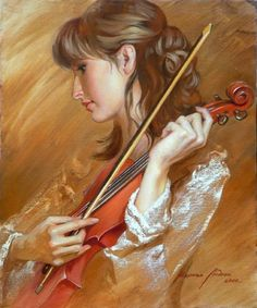 Art painting wonderful by Andrei Markin