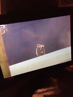 Colin O'Donoghue and Jennifer Morrison - Behind the scenes - 5 * 17 - 19th January 2016