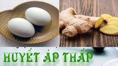 Cách chữa BỆNH HUYẾT ÁP THẤP bằng gừng và trứng gà Bệnh huyết áp thấp có...