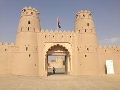 Fort Al Jahili, Al Ain, UAE