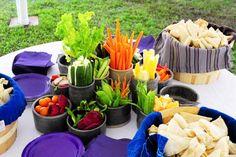Image of: Halloween Vegetable Tray Ideas