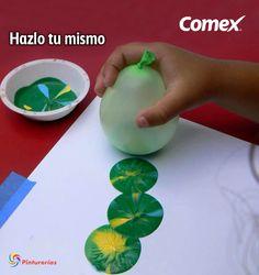 Una idea sencilla y divertida. #HazloTuMismo