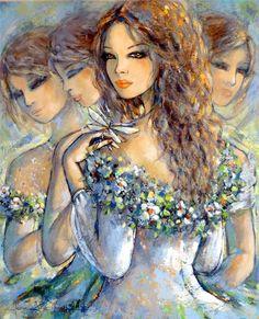 Музыка в моей голове... Jeanne Saint Cheron. Обсуждение на LiveInternet - Российский Сервис Онлайн-Дневников