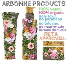 Arbonne - now you know!!!! www.catherineandre.myarbonne.com #14427857