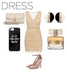 """""""Slay The Day Away"""" by sas-queen ❤ liked on Polyvore featuring Nicole Miller, Dolce&Gabbana and Givenchy"""