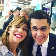 Un selfie con nuestro Alcalde #emprendedores Sigue tus sueños