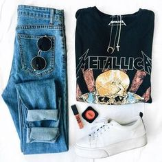 How to style the grunge look Grunge Outfits, Scene Outfits, Fall Outfits, Neo Grunge, Grunge Style, Look Fashion, Fashion Outfits, Womens Fashion, Mode Rockabilly