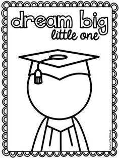 {Graduation FREEBIE in English and Spanish} by Bilingual Scrapbook Kindergarten Graduation Gift, Graduation Songs, Graduation Crafts, Pre K Graduation, Graduation Ideas, Preschool Literacy, Preschool Lessons, Kindergarten Activities, Toddler Preschool