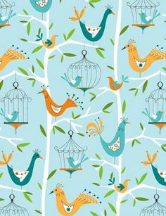 print & pattern | Pia Simpson