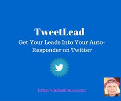 TweetLead Get Your Leads From Twitter On Your List