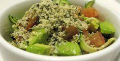 Rosemary Oregano Noodle Salad