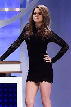 Kristen Stewart Channels Her Inner Gisele Bündchen Ahead of the Super Bowl