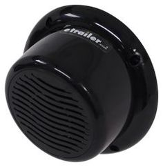 furrion rv outdoor speaker 3 diameter 35 watt black - Trailer Roof Vent