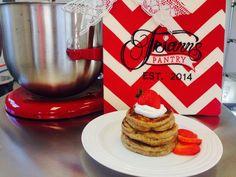 Perfect Pancakes and Waffle Mix