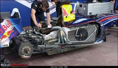 Pics & Video : Red Bull Formula 1 Car Assembly & Engine Fire-up in Mumbai-p1000758.jpg