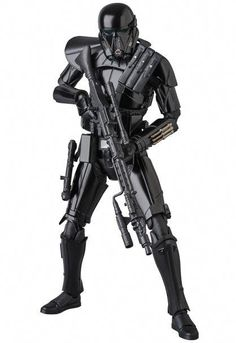MAFEX Star Wars Rogue One Death Trooper – Les images officielles - Action Figure Star Wars Clones, Rpg Star Wars, Star Wars Clone Wars, Soldado Universal, Images Star Wars, Edge Of The Empire, Star Wars Personajes, Star Wars Outfits, Star Wars Concept Art