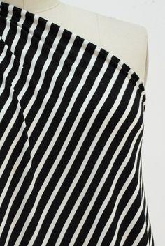 Geoff Barrow Stripe Knit