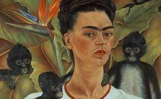 Frida Kahlo chega à Caixa Cultural do Rio de Janeiro