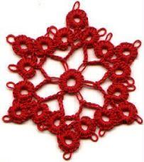 MaryM's Original Crochet Tatting Designs & Tutorials