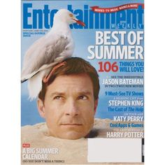 Entertainment Weekly | Jason Bateman | Stephen King | Katy Perry | June 3, 2011 #1157