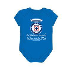 Cruz Azul Orgullo Bodysuit $16.00 love love love!!