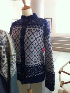 Sørlandskofte Norwegian Knitting, Knitwear, Jumpers, Blouse, Sweaters, Fiber, Outfits, Tops, Google
