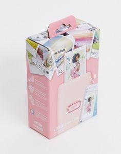 Instax mini link printer in Dusky Pink | ASOS Fujifilm, Printer, Asos, Mini, Printers