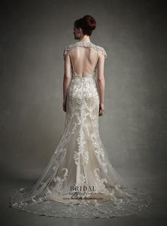 Enzoani Bridal Couture  http://www.bridalreflections.com/bridal-dress-designers/enzoani