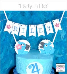 Party in Rio as seen in my Rio party