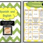 I created this pamphlet to educate teachers about the sometimes difficult process that students face when transferring their Spanish language skill...