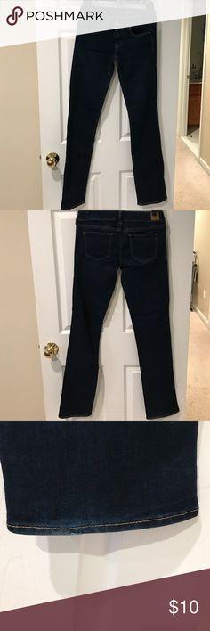 American Eagle Straight leg Jeans AE straight leg dark denim. American Eagle Outfitters Jeans Straight Leg