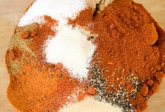 Eastern NC Pulled Pork rub mixing guide