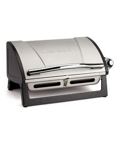 Take a look at this Cuisinart Grillster Portable Gas Grill today!