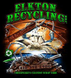 New Design for Elkton Recycling