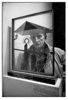 Marcel Duchamp, New York, 1965.