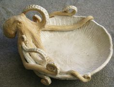 Shayne Greco Octopus Bowl. Anyone care to spend $250 buying this for my birthday?