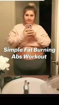 Gym Workout Videos, Gym Workout For Beginners, Fitness Workout For Women, Easy Workouts, Slim Waist Workout, Flat Belly Workout, Fat Workout, Workout Challenge, Weight Loss Workout Plan