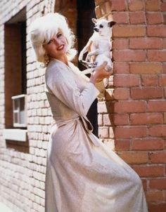Jayne Mansfield and #chihuahua