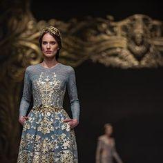Michael Cinco 'The Impalpable Dream of VERSAILLES' at Dubai Fashion Forward | SENATUS