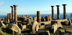 Çanakkale Assos Antik Kenti