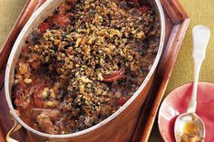 Chorizo and Gigante Bean Cassoulet | Recipe | Chorizo, Beans and ...