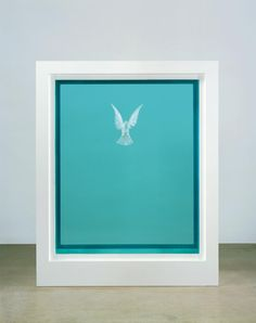 """Damien Hirst, """"The incomplete truth"""" (2006). Exposición Tate Modern 2012."""
