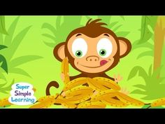 ▶ Counting Bananas   Super Simple Songs - YouTube