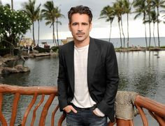 Actor Colin Farrell attends the Taste of Summer Opening Night Party during the 2015 Maui Film Festival at Grand Wailea on June 3 in Wailea, Hawaii.